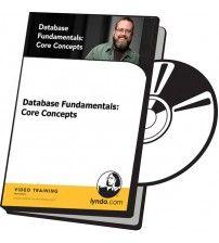 آموزش Lynda Database Fundamentals: Core Concepts