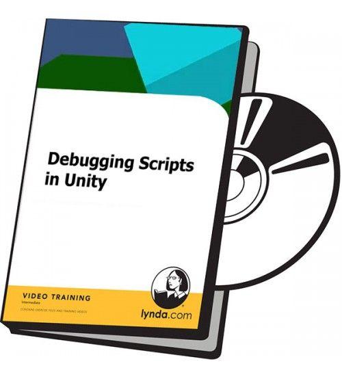 آموزش Lynda Debugging Scripts in Unity