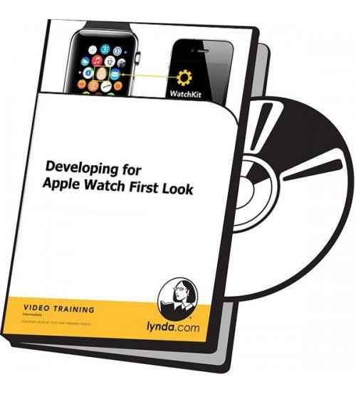 آموزش Lynda Developing for Apple Watch First Look
