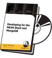 آموزش Lynda Developing for the MEAN Stack and MongoDB