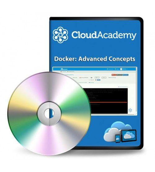 آموزش Cloud Academy Docker: advanced concepts