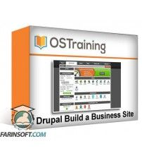 آموزش OS Training Drupal Build a Business Site
