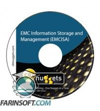 دانلود آموزش CBT Nuggets EMC Information Storage and Management (EMCISA)