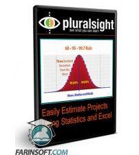 دانلود آموزش PluralSight Easily Estimate Projects Using Statistics and Excel