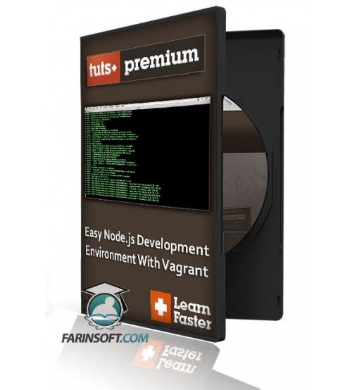آموزش Tuts+ Easy Node.js Development Environment With Vagrant