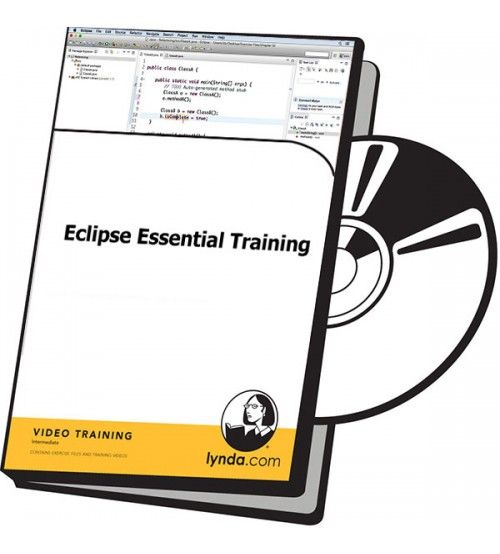 آموزش Lynda Eclipse Essential Training
