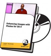 آموزش Lynda Enhancing Images with Photos for OS X