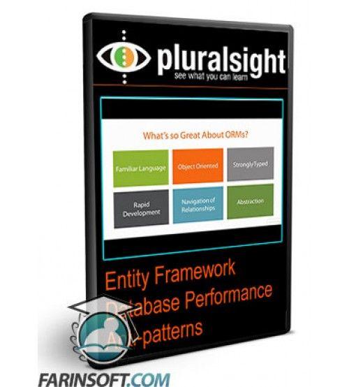 آموزش PluralSight Entity Framework Database Performance Anti-patterns