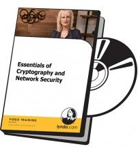 آموزش Lynda Essentials of Cryptography and Network Security