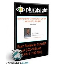 آموزش PluralSight Exam Review for CompTIA Linux+ (LX0-104) and LPI LPIC-1 ( 102-400 )