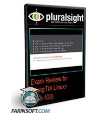 آموزش PluralSight Exam Review for CompTIA Linux+ (LX0-103) and LPI LPIC-1 (101-400)