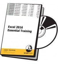 دانلود آموزش Lynda Excel 2016 Essential Training