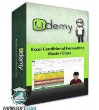 آموزش Udemy Excel Conditional Formatting Master Class