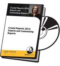 آموزش Lynda Crystal Reports 2013: Experts and Customizing Reports