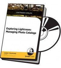 دانلود آموزش Lynda Exploring Lightroom: Managing Photo Catalogs