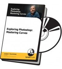 آموزش Lynda Exploring Photoshop: Mastering Curves