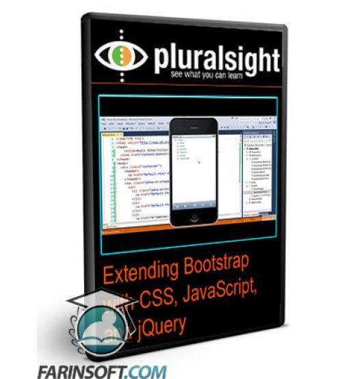 آموزش PluralSight Extending Bootstrap with CSS, JavaScript, and jQuery
