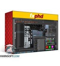 آموزش FXphd HOU214 - Lighting & Rendering Destruction FX in Houdini & Nuke