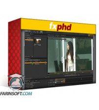 آموزش FXphd NUK309 - Advanced NUKE & Digital Environments