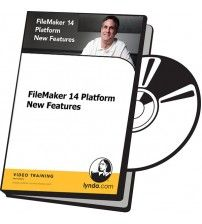 دانلود آموزش Lynda FileMaker 14 Platform New Features