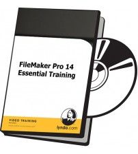 دانلود آموزش Lynda FileMaker Pro 14 Essential Training
