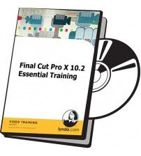 آموزش Lynda Final Cut Pro X 10.2 Essential Training