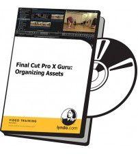 آموزش Lynda Final Cut Pro X Guru: Organizing Assets
