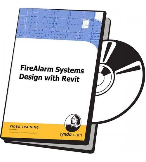 آموزش Lynda FireAlarm Systems Design with Revit