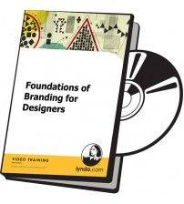 دانلود آموزش Lynda Foundations of Branding for Designers
