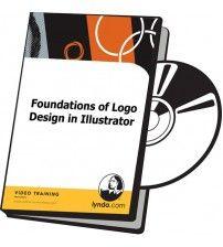 آموزش Lynda Foundations of Logo Design in Illustrator