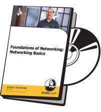 دانلود آموزش Lynda Foundations of Networking: Networking Basics