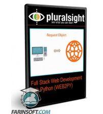 دانلود آموزش PluralSight Full Stack Web Development with Python (WEB2PY)