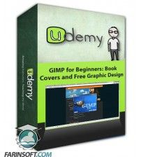 دانلود آموزش Udemy GIMP for Beginners: Book Covers and Free Graphic Design