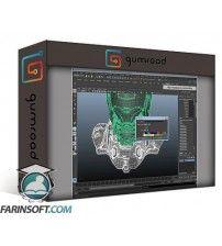 دانلود آموزش Gumroad Real-Time Creation For Games Production