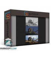 دانلود آموزش Gumroad Concept Art 101