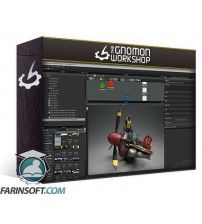 دانلود آموزش Gnomon Workshop Demystifying Substance Designer