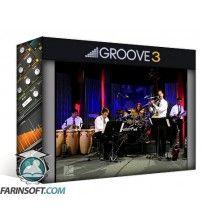 دانلود آموزش Groove3 Afro-Cuban Coordination For Drumset