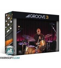 دانلود آموزش Groove3 Peter Magadini Jazz Drums