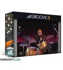 دانلود آموزش Groove3 Peter Magadini Jazz Drums