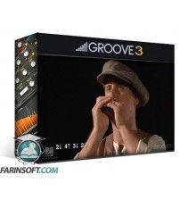 دانلود آموزش Groove3 Play Harmonica Today!