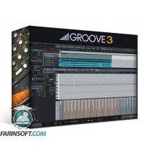 آموزش Groove3 Recording & Editing MIDI in Studio One 3