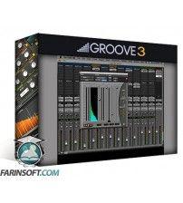 دانلود آموزش Groove3 Pro Tools 8 Jump Start