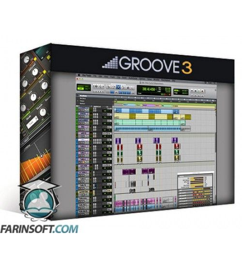 آموزش Groove3 Whats New in Pro Tools 10