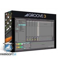 آموزش Groove3 Groove3 - Creating Acoustic Drum Grooves with Ableton Live