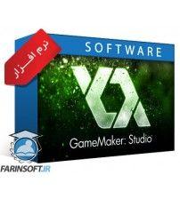 نرم افزار GameMaker Studio Professional Edition 1.4.1522 نرم افزار ساخت بازی های سه بعدی
