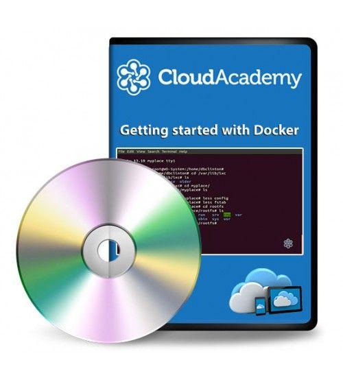 آموزش Cloud Academy Getting started with Docker