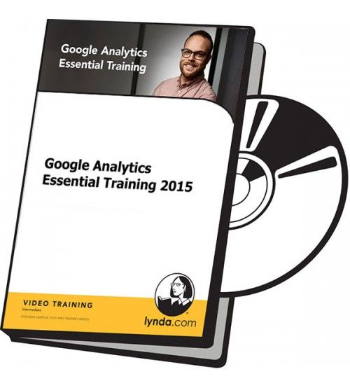 آموزش Lynda Google Analytics Essential Training 2015