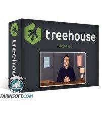 آموزش TeamTreeHouse Gulp Basics
