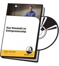 دانلود آموزش Lynda Guy Kawasaki on Entrepreneurship