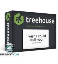 دانلود آموزش TeamTreeHouse Harnessing the Power of Vim
